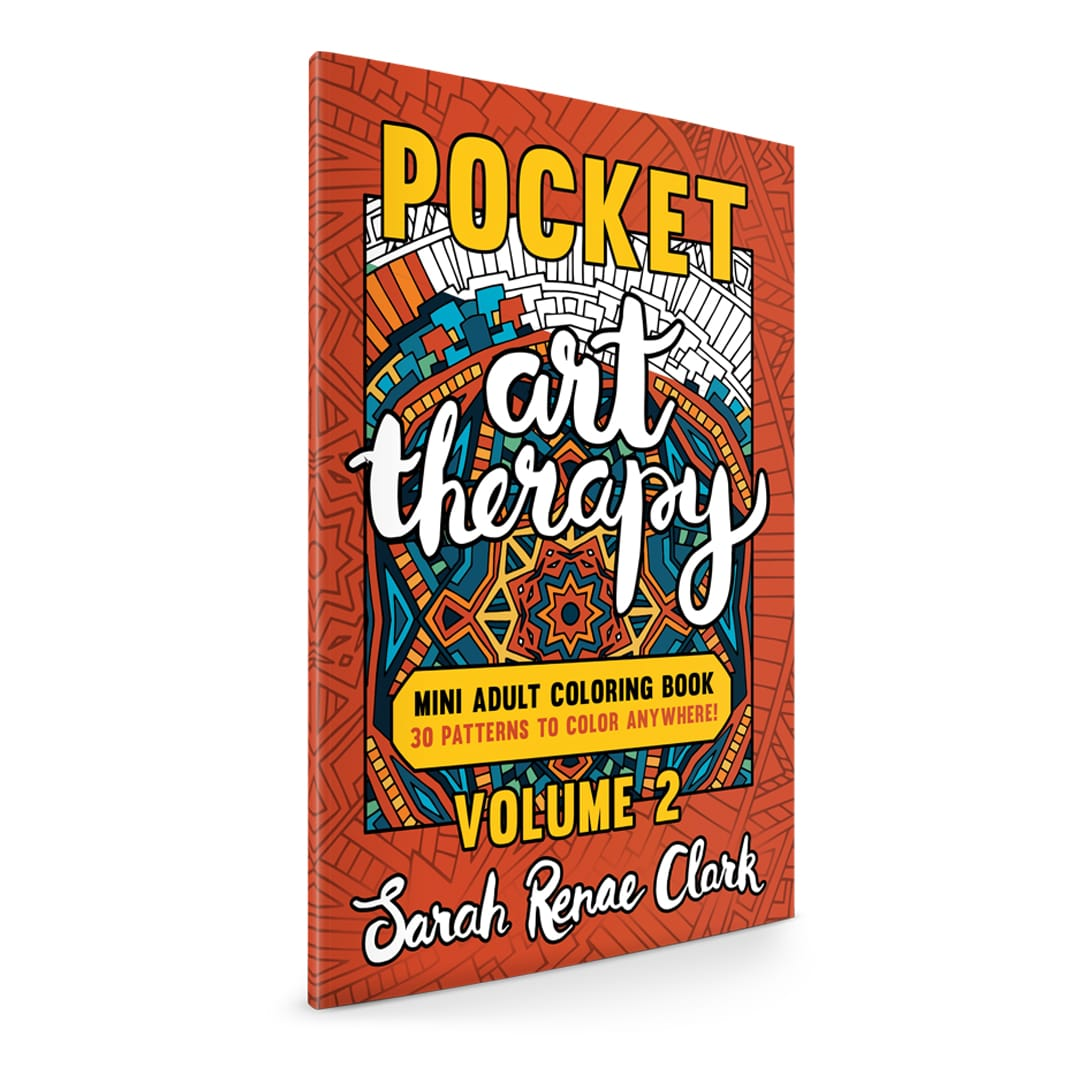 Pocket Art Therapy Volume 2