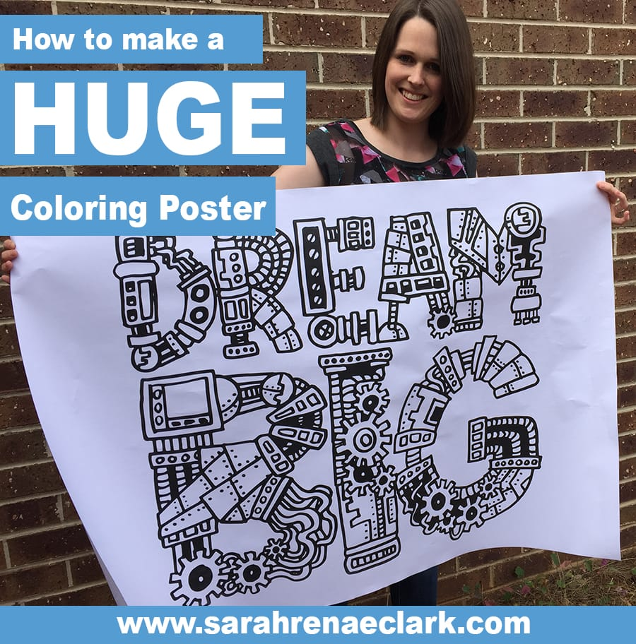 How-to-make-a-huge-coloring-poster-square