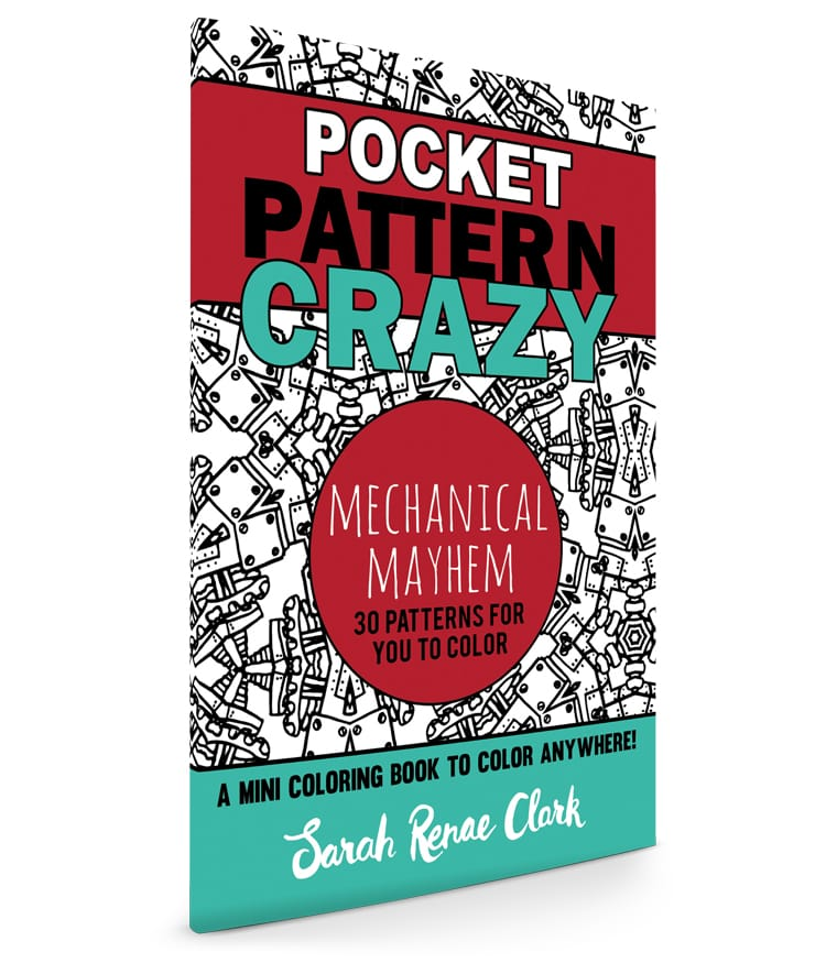 Pocket Pattern Crazy: Mechanical Mayhem