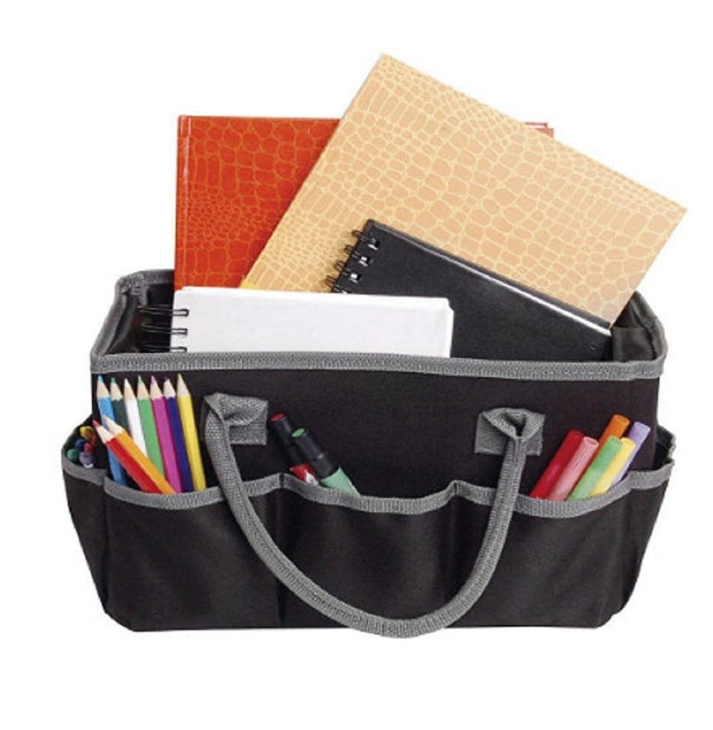 Artists Loft Tote Bag - 20 Clever Ways to Organize Your Coloring Supplies