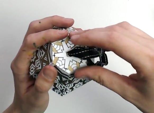 DIY Christmas Ornament Tutorial Step 11