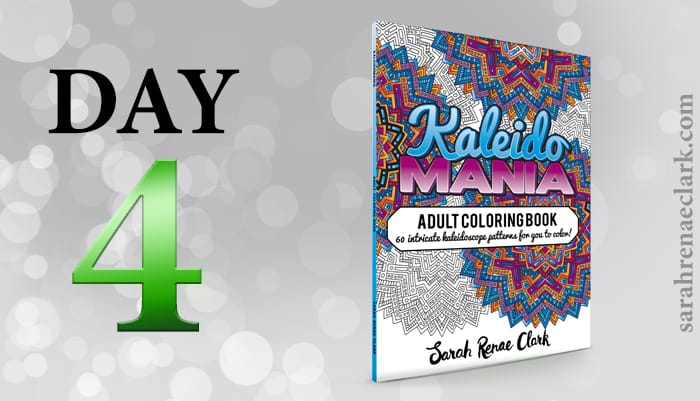 12 Days of Coloring Giveaways - Day 4