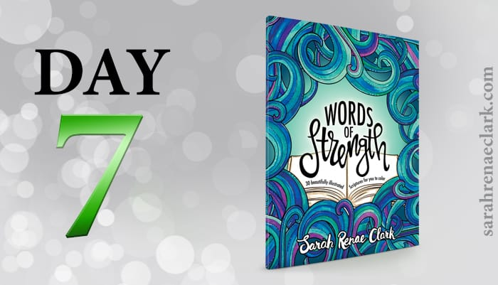 12 Days of Coloring Giveaways - Day 7