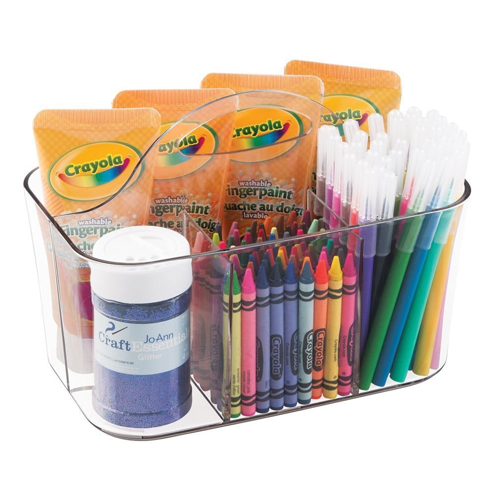 Crayons Organizer - 20 Clever Ways to Organize Your Coloring Supplies