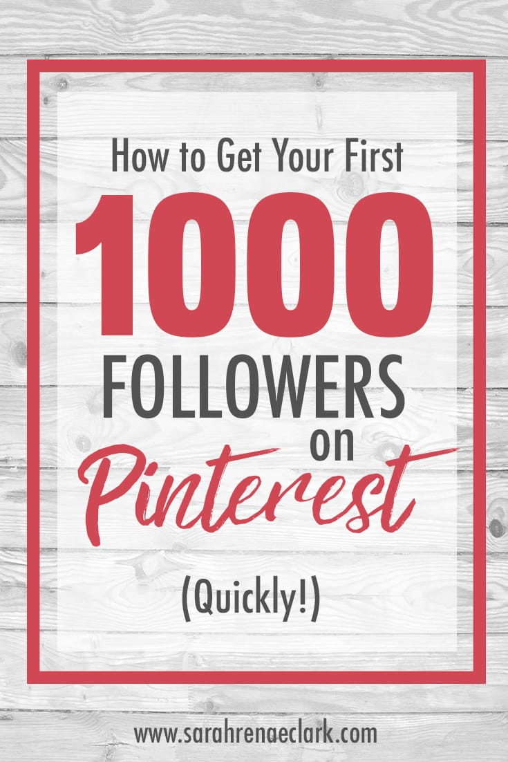 I built my Pinterest account to 1000 followers in just two months. Read this post to find out the Pinterest strategies I used and how to implement them. | Pinterest Marketing Tips For Artists | Sarah Renae Clark www.sarahrenaeclark.com