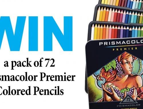 Win a set of Prismacolor Premier Pencils!