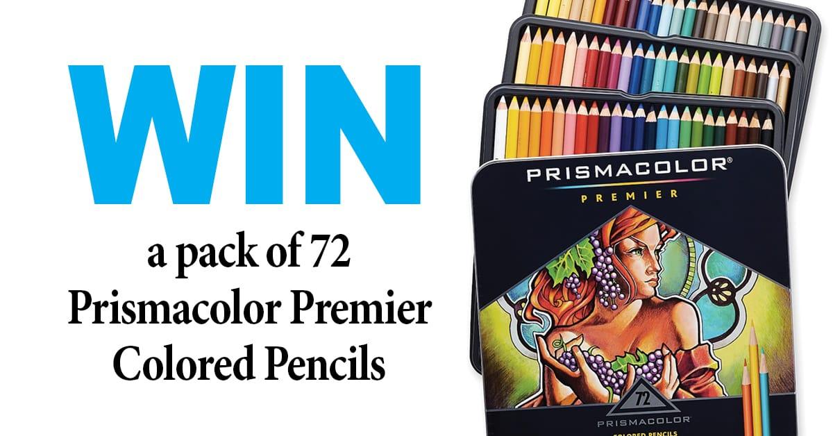Win a set of 72 Prismacolor Premier Pencils!