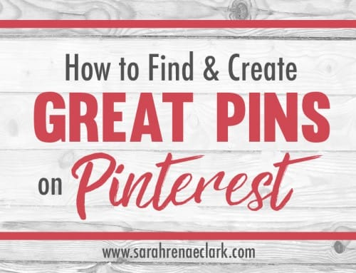 How to Find and Create Great Pins on Pinterest