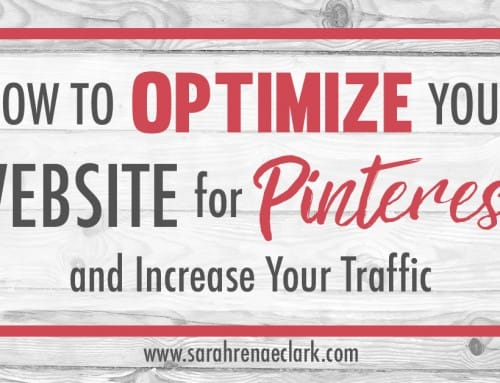 How to Optimize Your Website for Pinterest and Increase Your Traffic