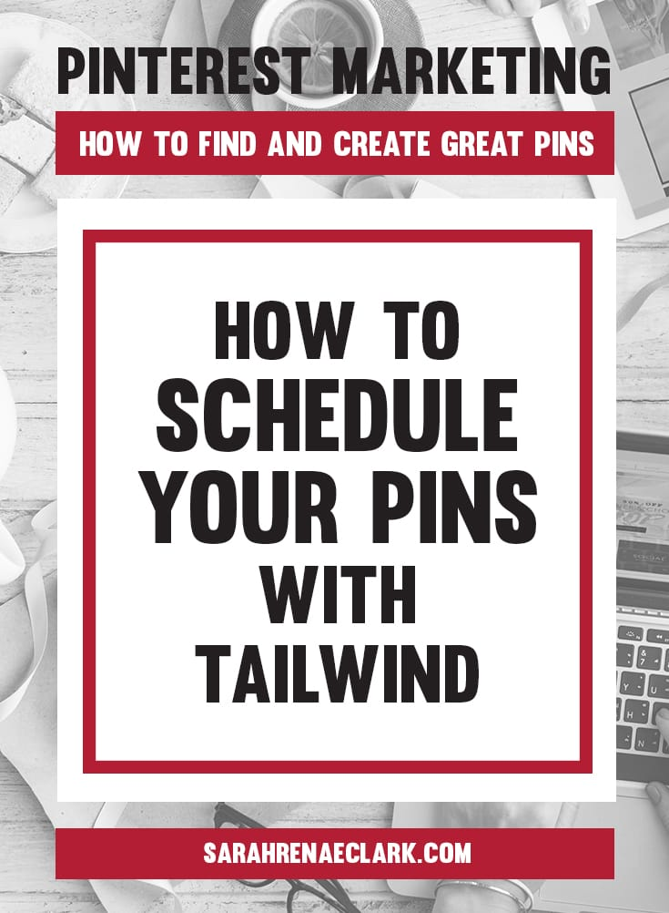 Scheduling Pins is the key to success on Pinterest | Learn how to find and create Pins on Pinterest that will attract your audience – This article is part 3 of my 5-part free blog series on Pinterest marketing.