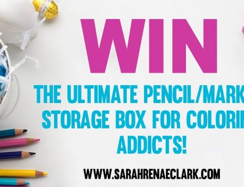 Win the ultimate pencil storage for coloring addicts