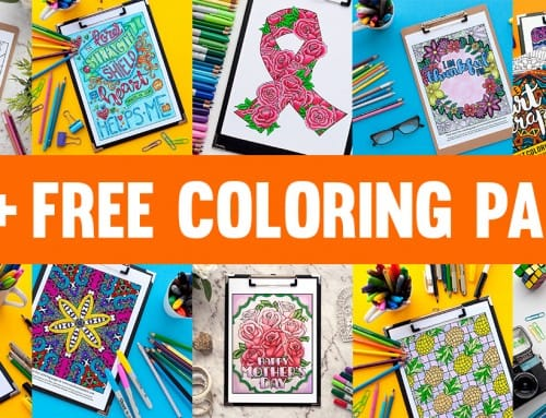 20+ Free Coloring Pages for Adults