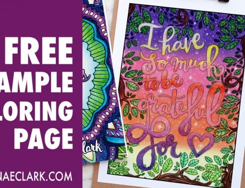 Big Abstract Coloring Pages : The ultimate list of legit free coloring pages for adults