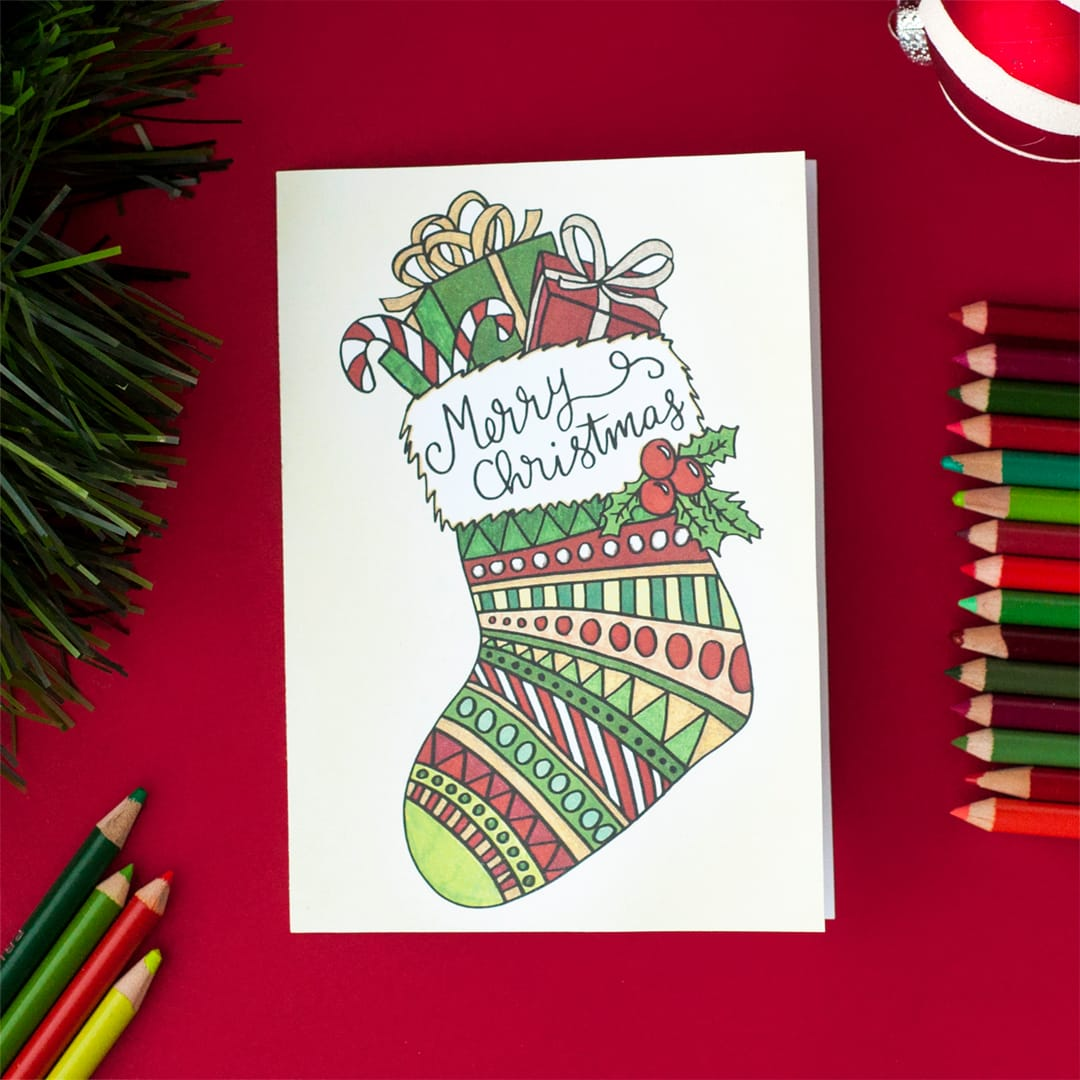It's just a photo of Monster Christmas Card Printable