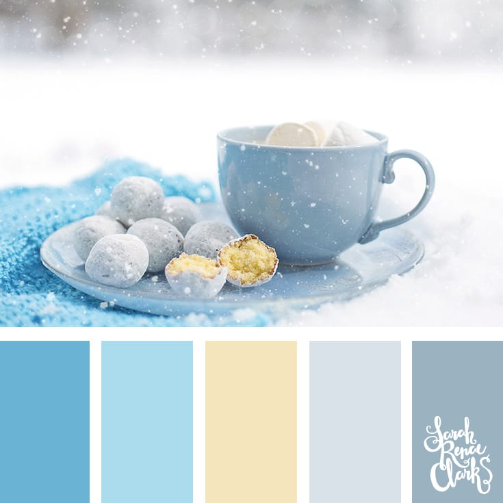 Warm feels // Winter Color Schemes // Click for more winter color combinations, mood boards and seasonal color palettes at http://sarahrenaeclark.com #color #colorscheme #colorinspiration