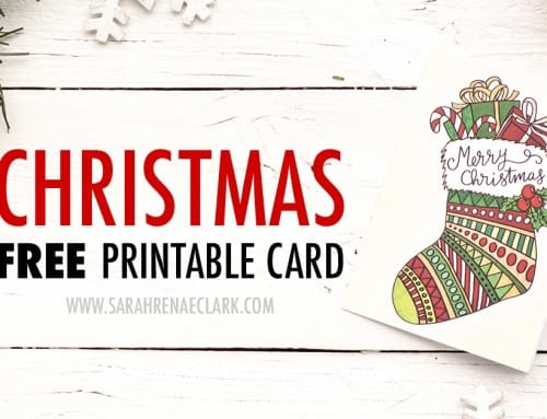 Free Christmas Card | Printable Template