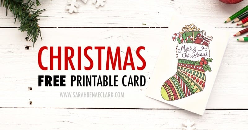 Free Christmas Card Templates.Free Christmas Card Printable Template Coloring Page