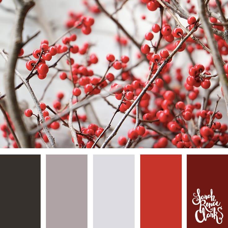 Christmas Picture Color Schemes.25 Christmas Color Palettes Beautiful Color Schemes Mood