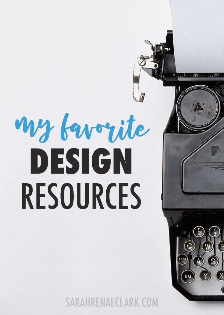 Photoshop, stock photos, fonts and more... Here's my favorite design resources and tools I use in my own creative business. Click to read more and see my other favorite business tools!
