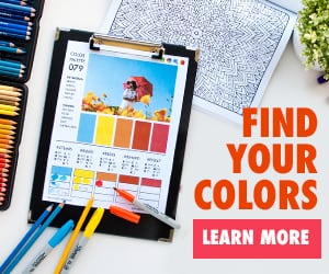 The Color Catalog: 250 Color Palettes in Your Pocket!