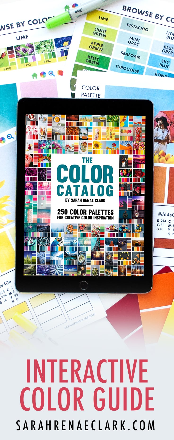 Interactive Color Guide – The Color Catalog