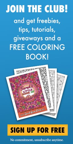 Join the club and get a free coloring book