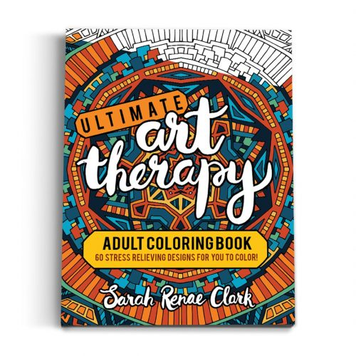 Ultimate Art Therapy - Printable Adult Coloring Book
