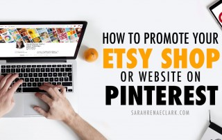 How to promote your Etsy shop or website on Pinterest