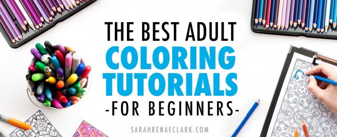 The 10 Best Coloring Tutorials for Beginners