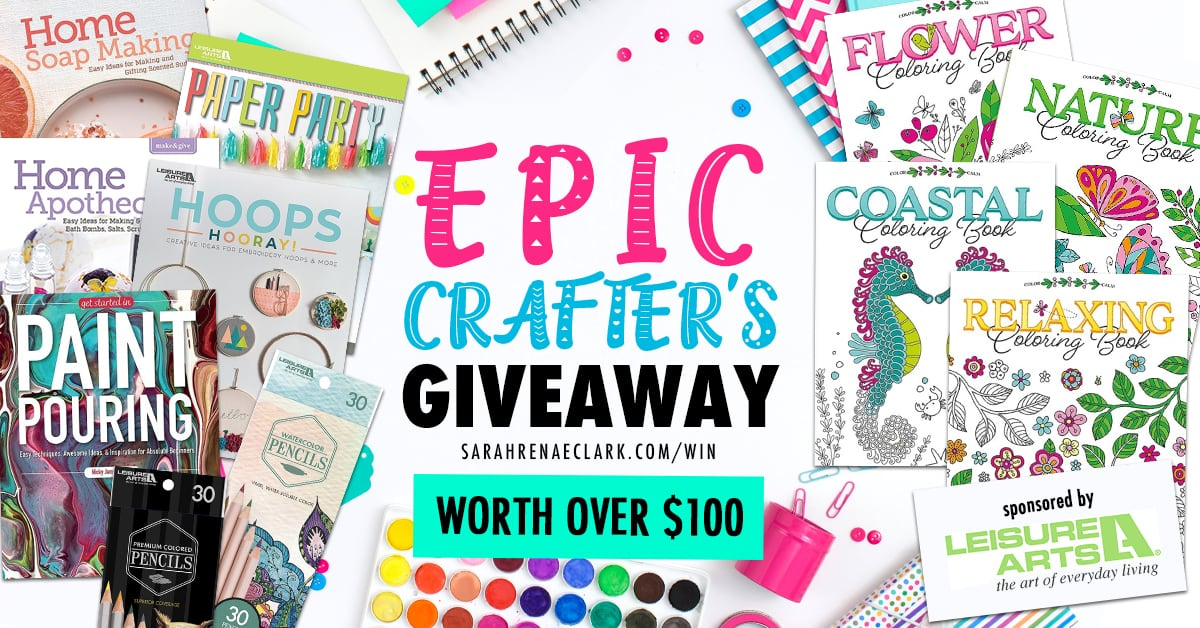 Epic Crafter's Giveaway