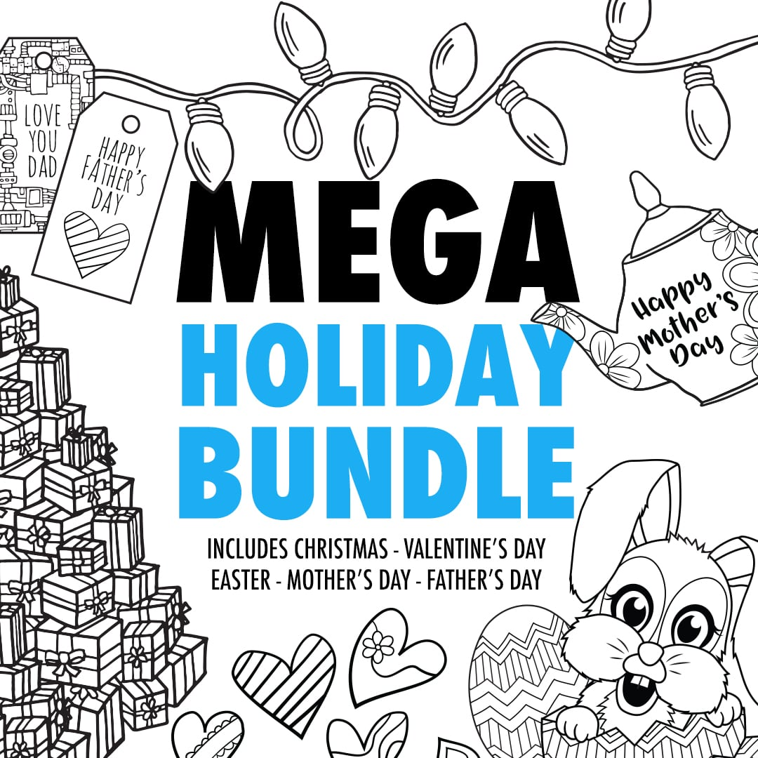 Mega Holiday Bundle
