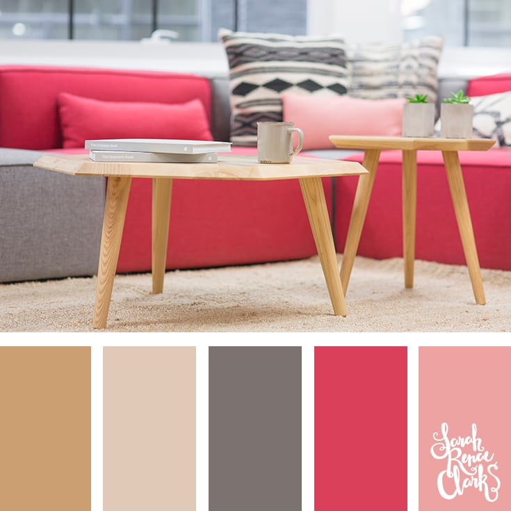Pink room inspiration