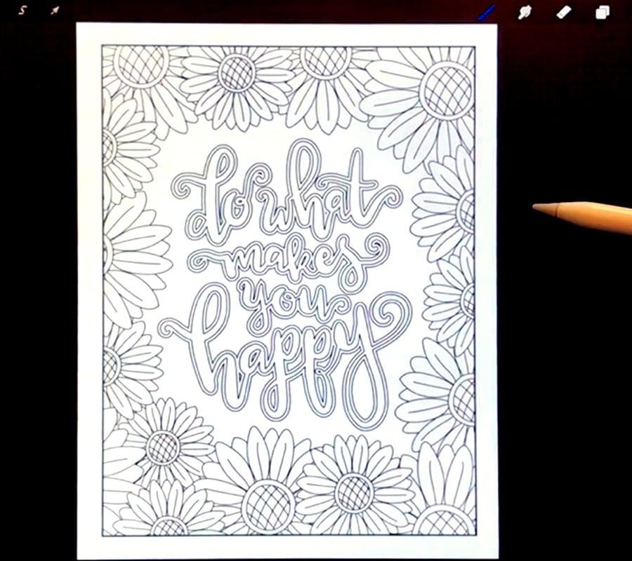 Spring Distance Learning Digital Coloring Pages! Google Slides™ | 800x900