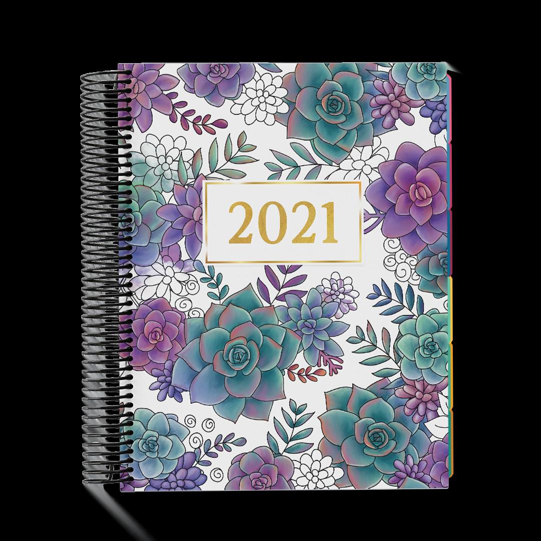 Coil-Bound 2021 Planner